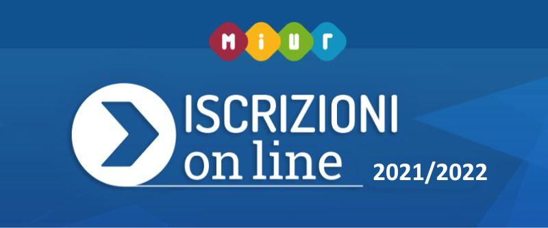 Iscrizioni Anno Scolastico 2021/2022